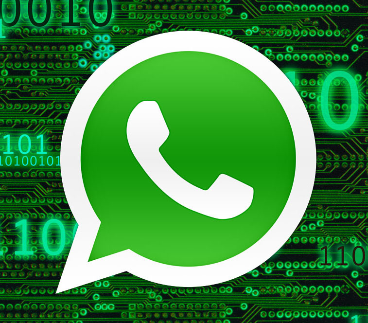 whatsapp seguro