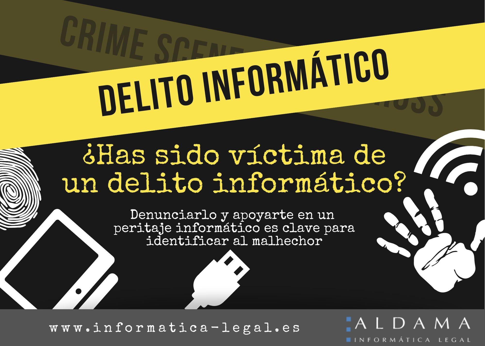 ¿Por qué es clave el papel del perito forense al denunciar un delito informático?